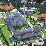 ABD Washington'da Camiye İlk Defa Mahya Asılacak