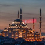Çamlıca Camii Regaib 3