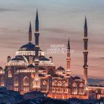Çamlıca Camii Regaib 2