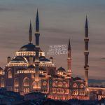 Çamlıca Camii Regaib 1