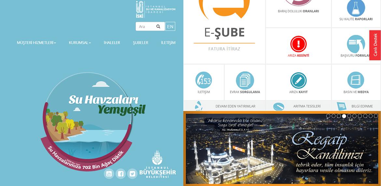 Basında Çamlıca Camii - İski