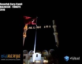 Susurluk Çarşı Camii, Balıkesir