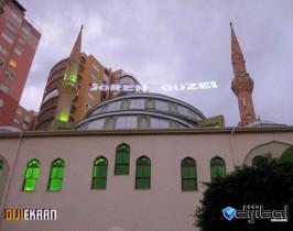 Osmangazi Camii, Antalya