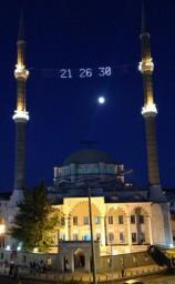 Osmanlı Camii, Çerkezköy, Tekirdağ